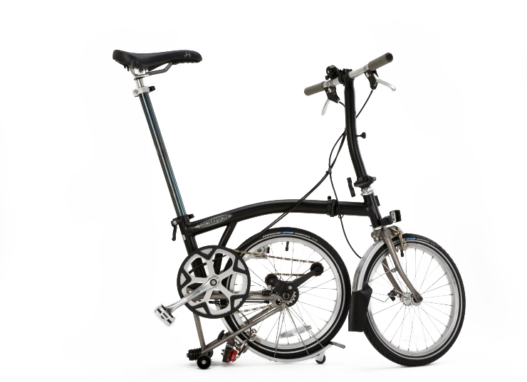 smallest folding bike